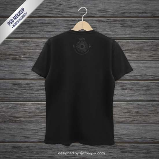80 well designed t shirt templates psd xdesigns for T shirt mockup front and back