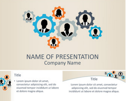 Download 20 free business powerpoint templates xdesigns teamwork concept powerpoint template toneelgroepblik Images