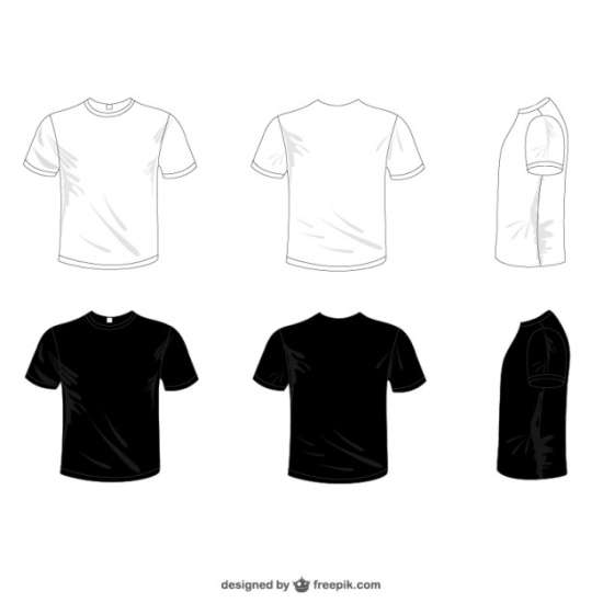 80+ Well-Designed T-Shirt Templates (PSD) - XDesigns