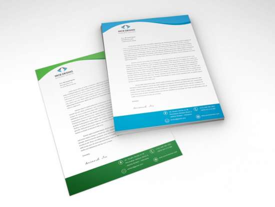 Download  Free Letterhead Templates  Xdesigns