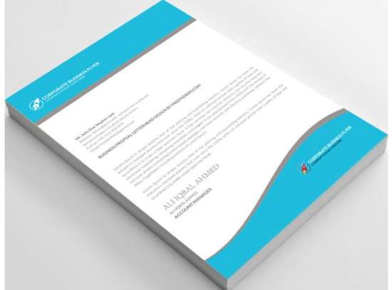 download 15 free letterhead templates xdesigns