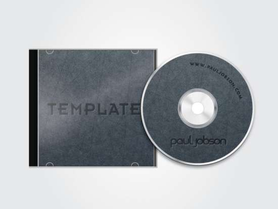 vector_cd_and_cd_case_mockup_cd_template