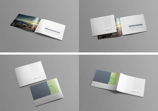 Free Mockup Templates Book Brochures And Magazine  Xdesigns