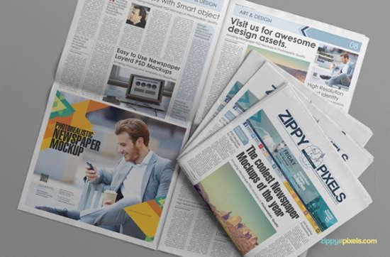 free_customizable_newspaper_advertising_mockup
