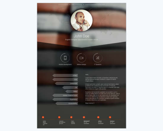 free_resume_template_vol