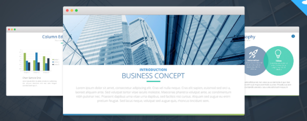 ProBusiness Keynote Template