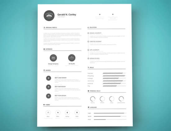 print_ready_resume_template