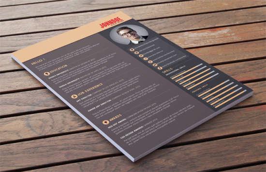 free_resume_template