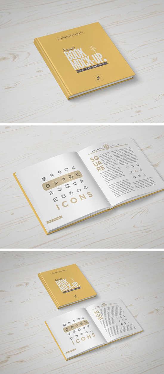 square_book_mockup