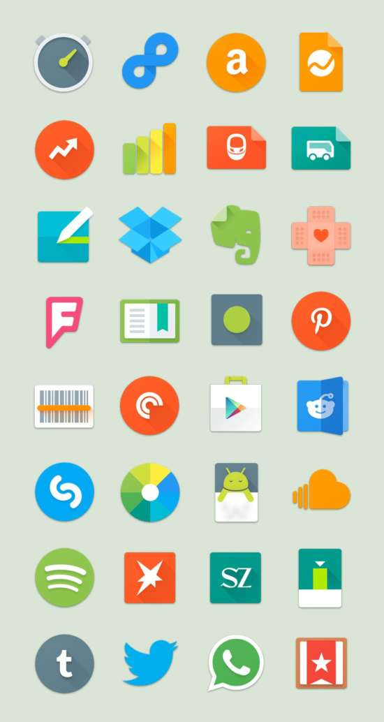 android_lollipop_icon_set