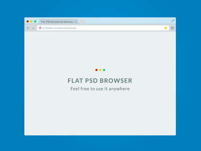 flat_psd_browser