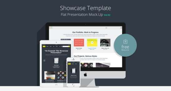 flat_responsive_showcase_psd_vol