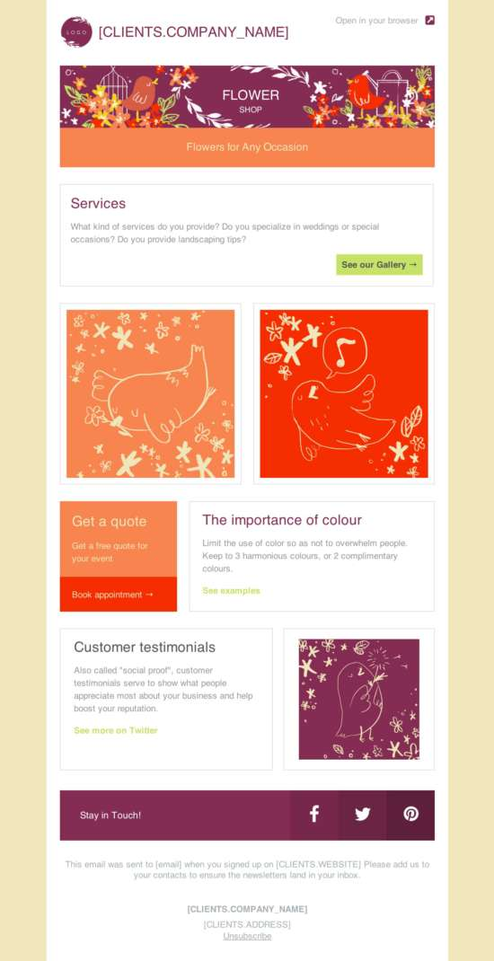 Download 60+ Free Email Templates - XDesigns