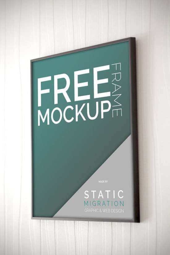 free_frame_psd_mockup_design
