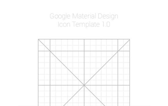 google_design_icon_template