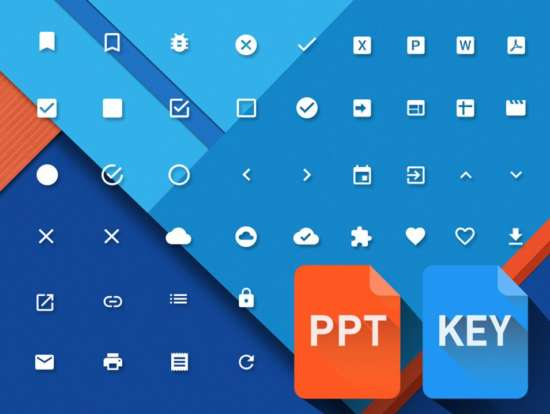 material_design_powerpoint_&_keynote_icons
