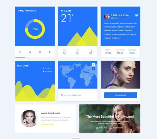 material_design_ui_kit