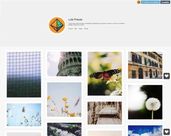 accra tumblr theme