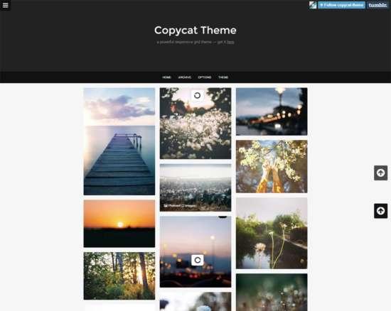 copycat theme