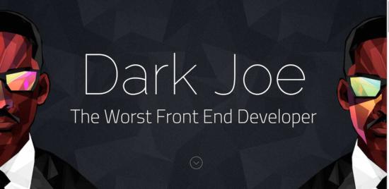 dark _joe