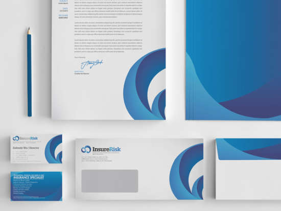 insurerisk _corporate _identity _branding