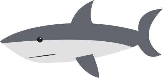 cartoon_shark_clipart