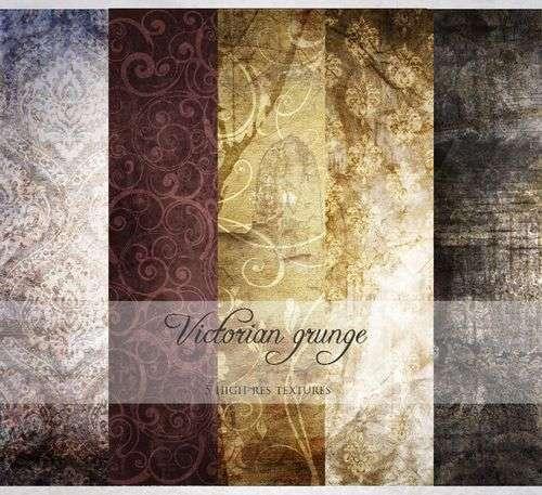 victorian_grunge_texture_pack