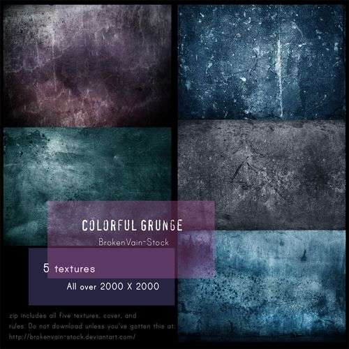 colorful_grunge_pack