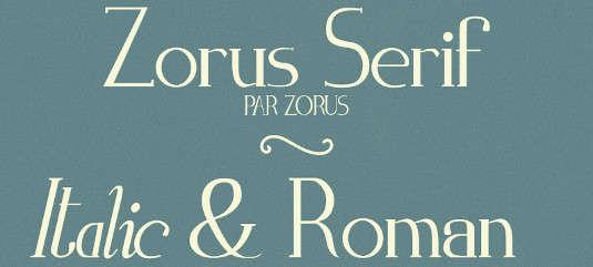 zorus_serif