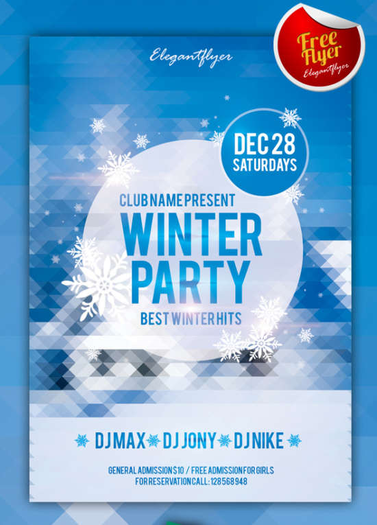 winter_party_free_club_and_party_flyer_psd_template