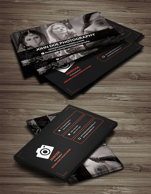 free_photography_business_card_template