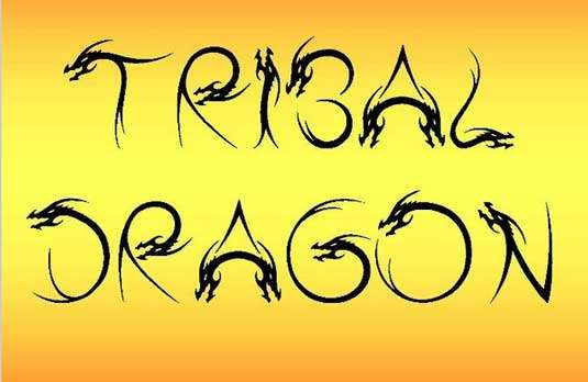 tribal_dragon
