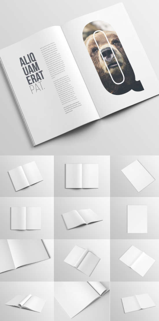 free_a4_magazine_booklet_mockup_template