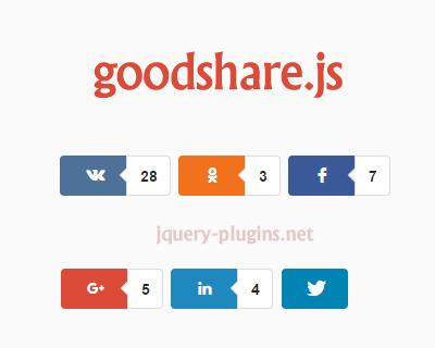 goodshare.js_jquery_social_share_plugin