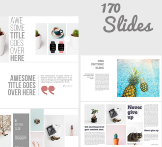 20 creative powerpoint presentation templates xdesigns