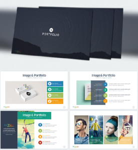 Mazano Multipurpose Powerpoint Template