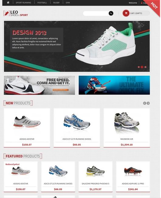 Leo Sport Shoes