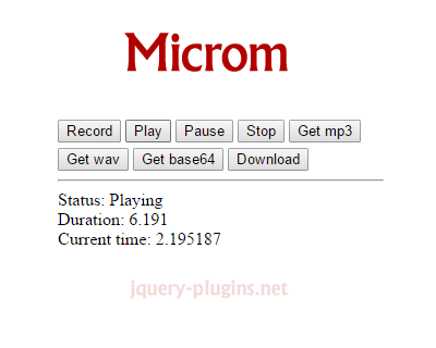 microm_convert_browser_microphone_to_mp3_in_javascript