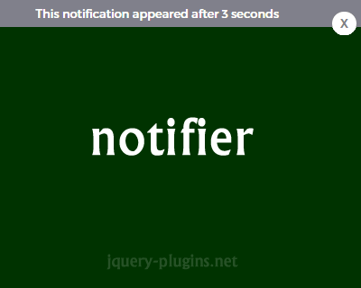 notifier_jquery_notification_plugin