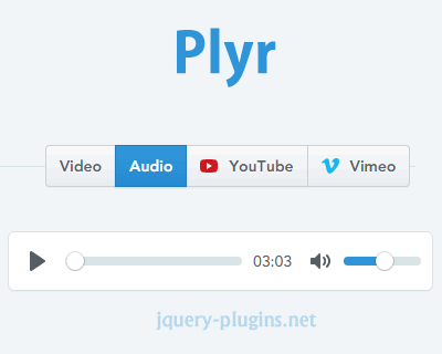 plyr_simple_html5_media_player