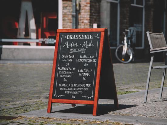 aframe_chalkboard_menu_mockup