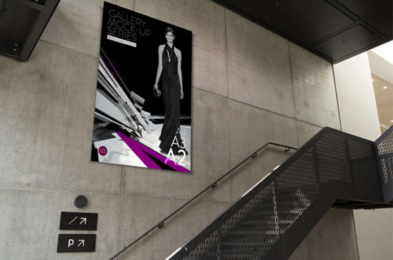 staircase_billboard_mockup