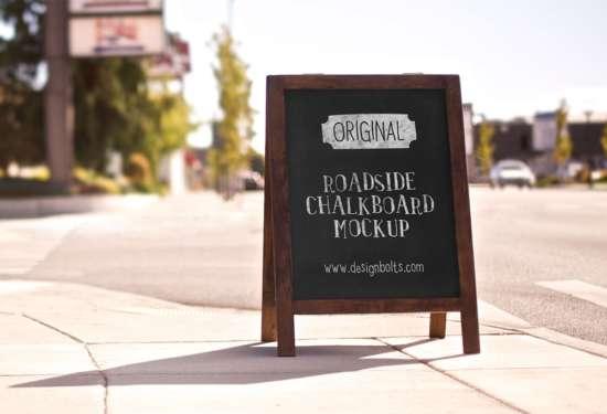 roadside_chalkboard_mockup
