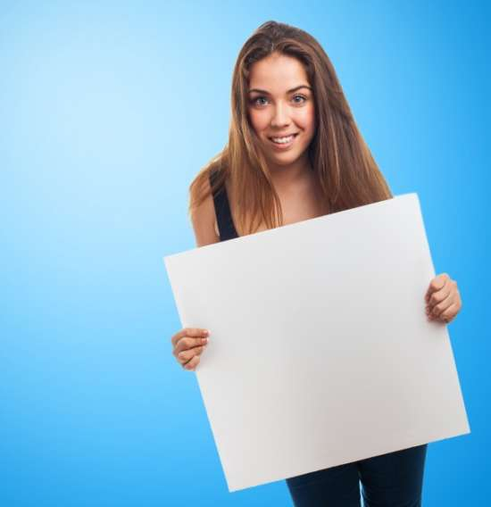 girl_with_a_poster_in_a_blue_background