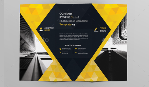PSD Brochure Bundle Template