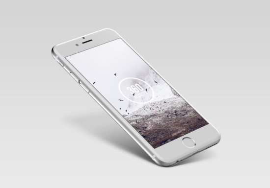 floating_silver_iphone_mockup