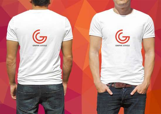 front_and_back_male_tshirt_mockup