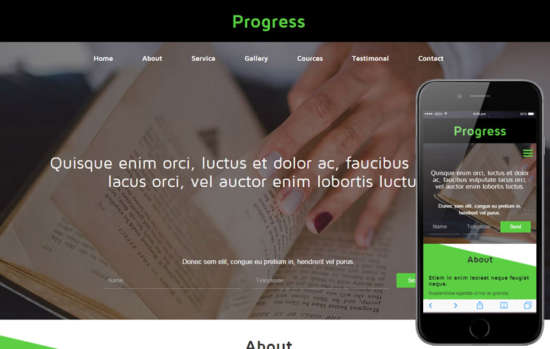 progress_educational_category_flat_bootstrap_responsive_web_template