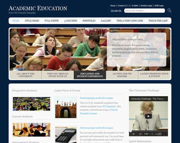 academic_education_free_website_template
