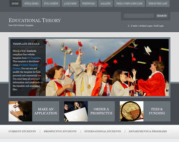 educational_theory_free_website_template
